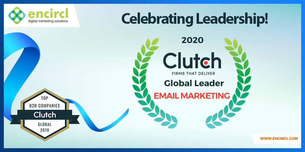 encircl named to list of global leaders by clutch